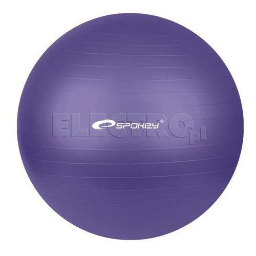 Produkt Piłka gimnastyczna SPOKEY Fitball Fioletowa 55cm + Odbiór w 650 punktach Stacji z paczką!
