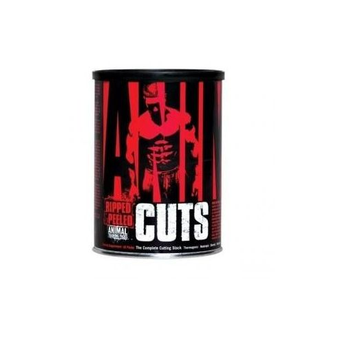 animal cuts - 42 pakiety wyprodukowany przez Universal nutrition