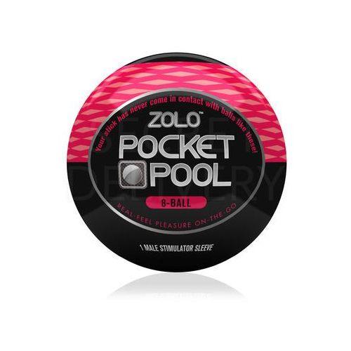 Zolo Pocket Pool 8 Ball mini masturbator - oferta [254ad9af5fa30441]