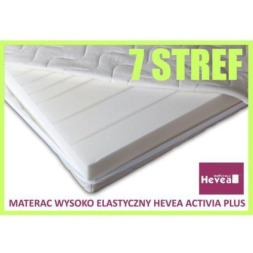 Produkt Materac piankowy  Activia Plus 120x200, marki Hevea