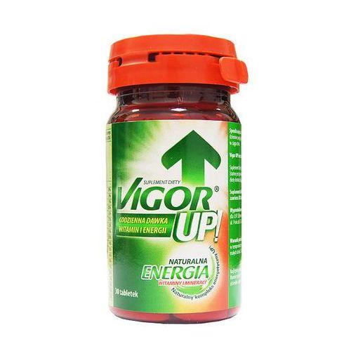 Vigor UP x 30 tabl., postać leku: tabletki