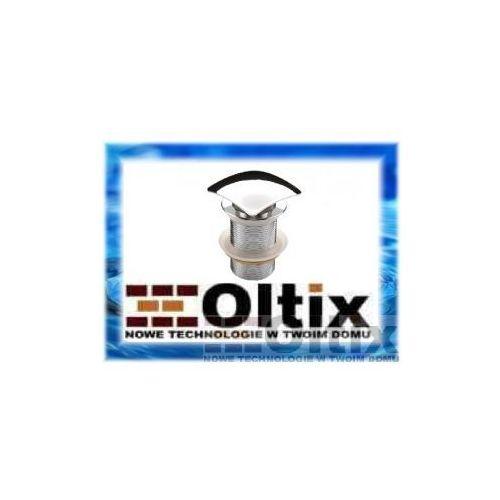 Produkt z kategorii- pozostałe artykuły hydrauliczne - KOREK KWADRATOWY DEANTE CLICK-CLACK NHC 011A bez prze