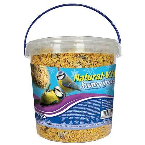 NATURAL-VIT 1l Karma zimowa dla ptaków, Certech