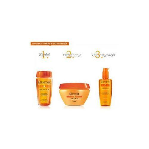 Produkt z kategorii- pozostałe kosmetyki do włosów - Zestaw Kerastase dla suchych i trudnych do układania włosów.