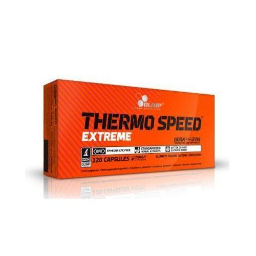 thermo speed extreme 120 tab. wyprodukowany przez Olimp