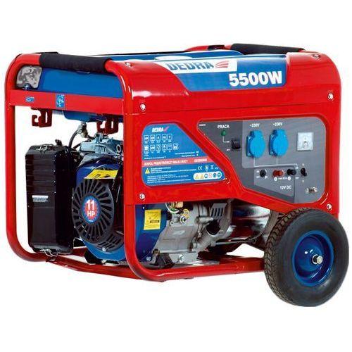 Agregat prądotwórczy DEGB6500K Dedra, kup u jednego z partnerów
