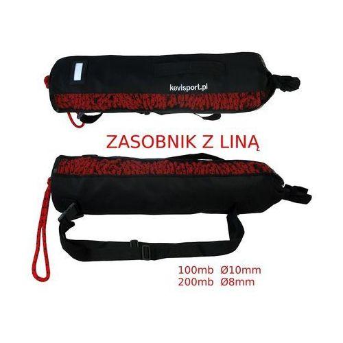 Zasobnik z liną 200m x 8mm - produkt dostępny w Sklep Ratownik24.pl