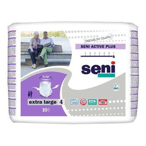 Majtki chłonne Seni Active Plus (4) Extra Large 10szt., kup u jednego z partnerów