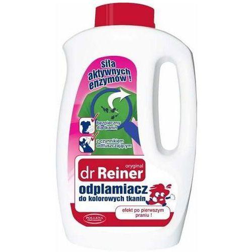 Dr Reiner Odplamiacz do tkanin 1 litr (wybielacz i odplamiacz do ubrań) od Bliżej Ciebie