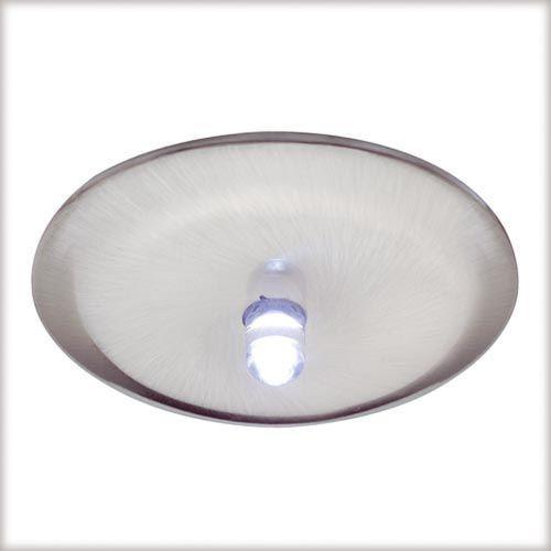Star zest. opraw LED 10x0,25W 12VA żelazo sat. z kategorii oświetlenie