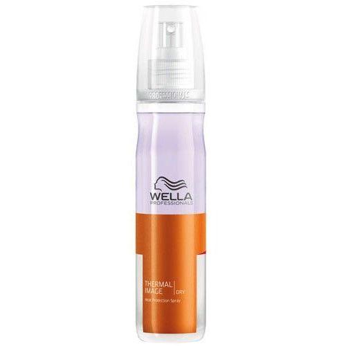 Wella Thermal Image Dry Spray 150ml W Odżywka do włosów ochrona przed ciepłem - produkt z kategorii- odżywki do włosów