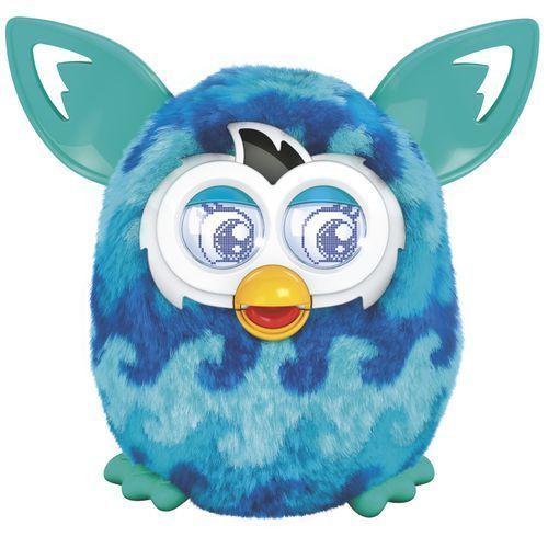 Furby Boom Sweet Waves - Niebieski z cyfrową generacją - produkt dostępny w Mall.pl
