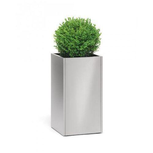 Produkt Greens - Donica Kwadratowa Wysoka 75 x 40 cm, marki Blomus
