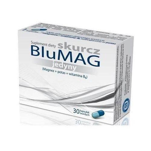BluMag Skurcz Jedyny kaps.twarde - 30 kaps., postać leku: kapsułki