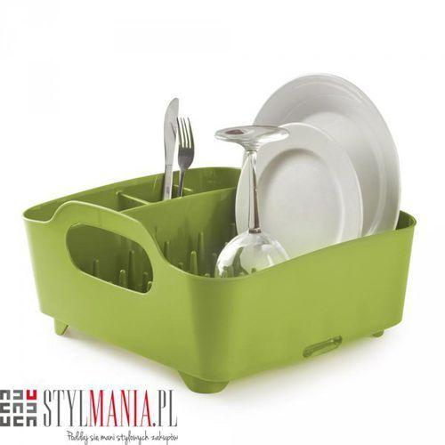 Ociekacz do naczyń zielony Umbra Tub 330590-806 - produkt z kategorii- suszarki do naczyń