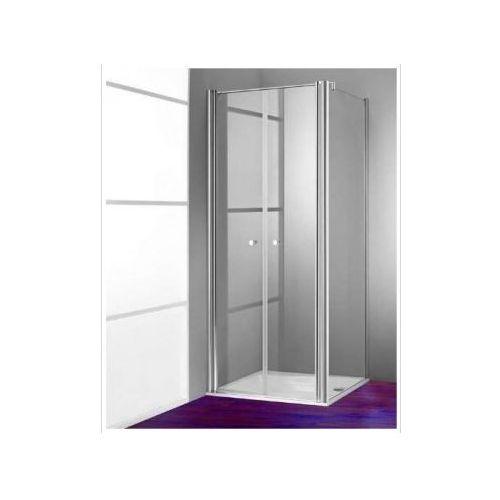 HUPPE 501 DESIGN PURE Drzwi wahadłowe do ścianki bocznej 510640 (drzwi prysznicowe)