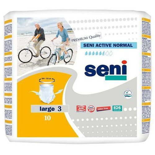 Majtki chłonne Seni Active Normal (3) Large 10szt., kup u jednego z partnerów