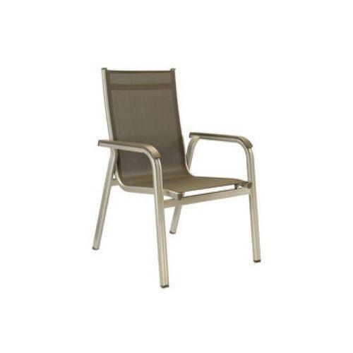 Krzesło sztaplowane ogrodowe Kettler BASIC PLUS 0301202-1000 ze sklepu OgrodowyRaj.pl