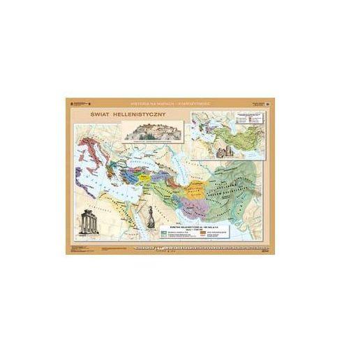 Produkt Wschód Starożytny / Świat hellenistyczny. Mapa ścienna, marki Nowa Era