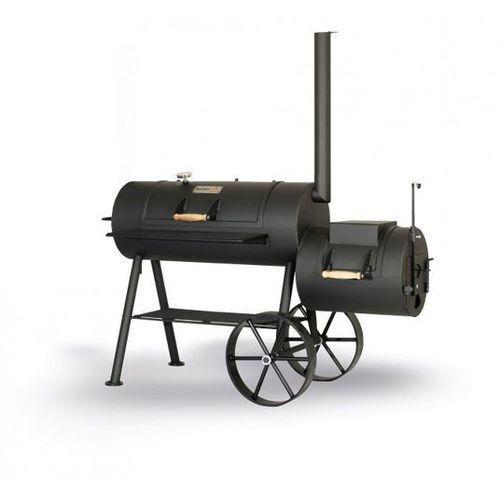 Grillo-wędzarnia PARTY WAGON 6 zwrotny obieg dymu - SMOKY FUN, produkt marki Smoky Fun (Czechy)