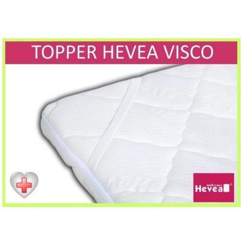 Produkt Materac nawierzchniowy  Topper Visco 140x200, marki Hevea