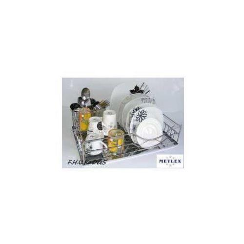 SUSZARKA do NACZYŃ ociekacz STAL NIERDZEWNA Metlex 4001 - produkt z kategorii- suszarki do naczyń