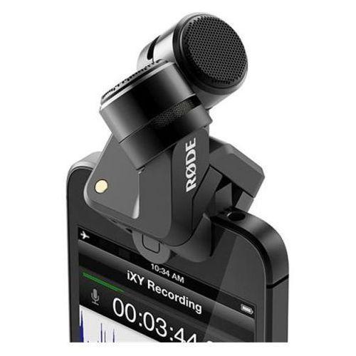 ixy - mikrofon stereo do iphone 5/ ipad light wyprodukowany przez Rode