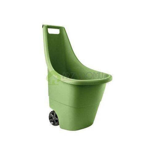 Taczka ogrodowa, wózek easy go breeze 50l . promo - wietrzenie magazynów. od producenta Keter