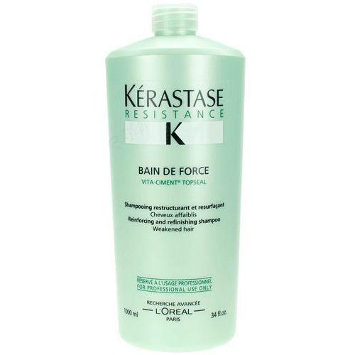 Kerastase kąpiel wzmacniająca Bain the Force 1000ml - produkt z kategorii- odżywki do włosów
