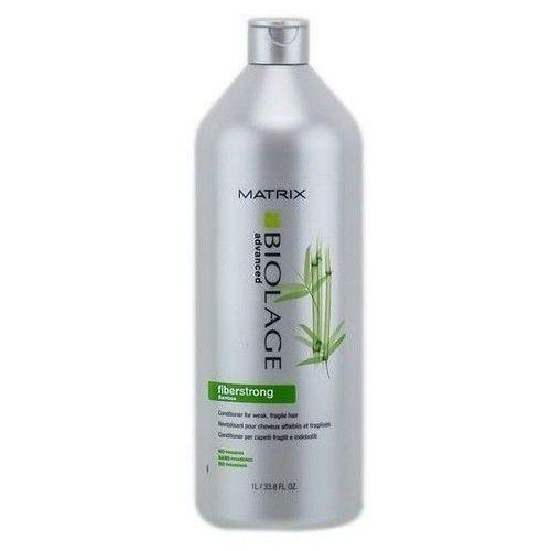 Matrix Biolage Fiberstrong - Odżywka do włosów cienkich i łamliwych 1000ml - produkt z kategorii- odżywki do włosów