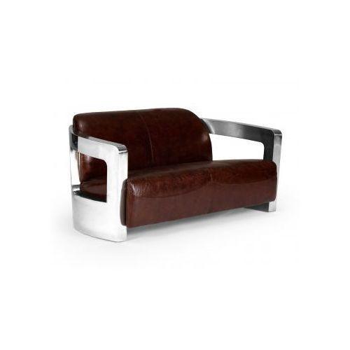 Sofa BINGHAM brąz