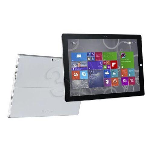 """Microsoft Surface Pro 3 i5-4300U 4GB 12"""" 2160 x 1440 128GB [SSD] INTHD W8.1Pro- PRODUKT W MAGAZYNIE! ZAMÓWIENIA ZŁOŻONE DO 17:00 WYSYŁAMY W TYM SAMYM DNIU! - produkt z kategorii- Pozostałe oprogramowanie"""