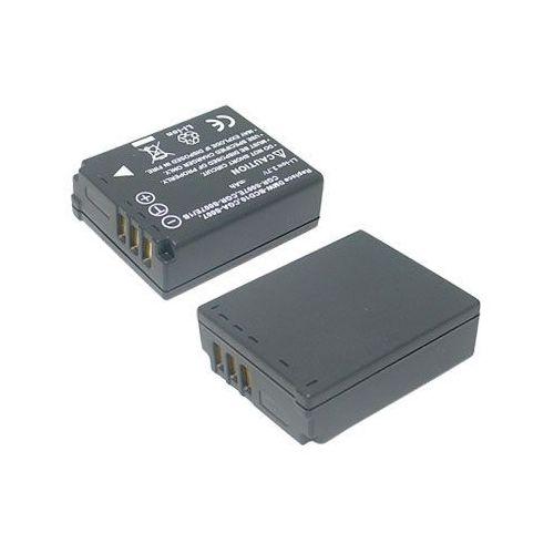 Hi-Power Bateria do aparatu cyfrowego PANASONIC CGA-S007 z kat. akumulatory dedykowane