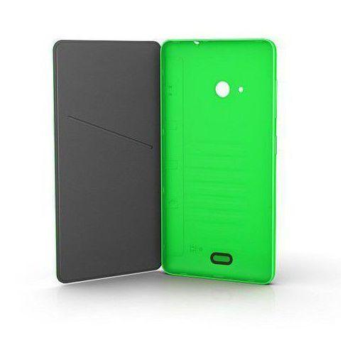 Microsoft CC-3092 etui do Lumia 535 (zielony) - Zielony - produkt z kategorii- Pozostałe oprogramowanie