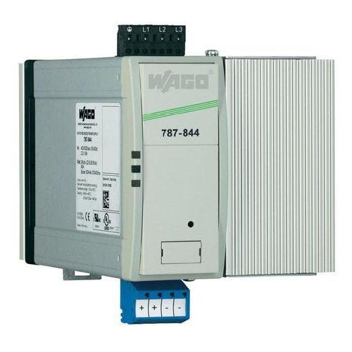 Zasilacz impulsowany po stronie pierwotnej WAGO EPSITRON® PRO 787-844, 24 V/DC, 40 A, 960 W z kategorii Trans