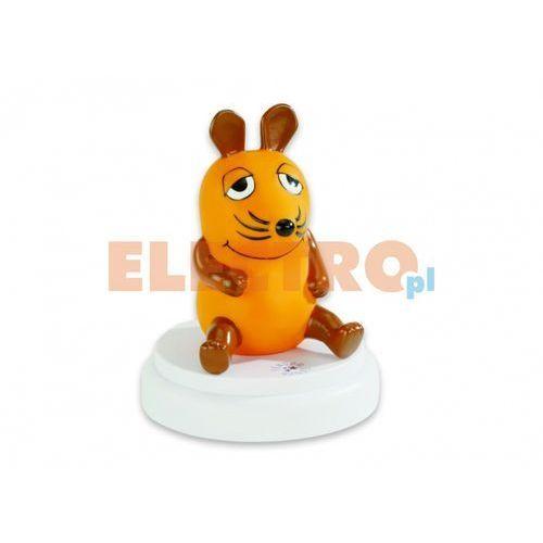 Lampka ANSMANN maskotka Die Maus Cartoon Mouse + Odbiór w 650 punktach Stacji z paczką! z kategorii oświetlenie