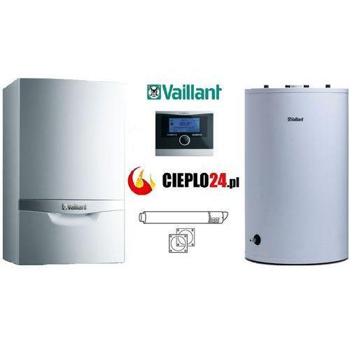 Towar  ecoTEC VC Plus 306/5-5 + VIH R 150 + calormatic 470 + komin pakiet 2 kod 0010011714-6RH z kategorii kotły gazowe
