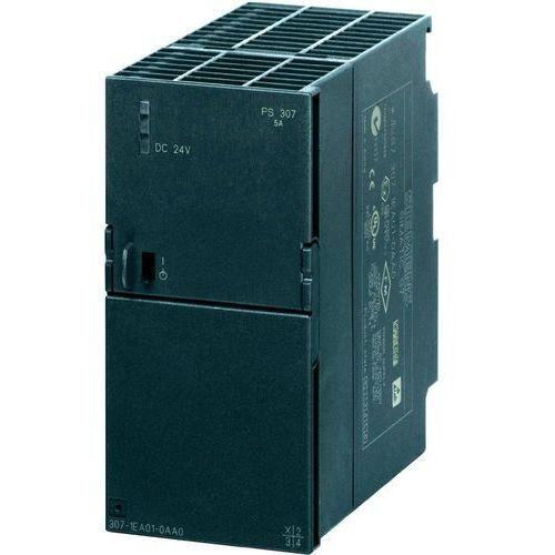 Artykuł Zasilacz na szynę Siemens SIMATIC PS307, 24 V, 5 A z kategorii transformatory