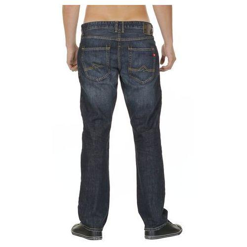 jeansy Quiksilver Sequel - New York - produkt z kategorii- spodnie męskie
