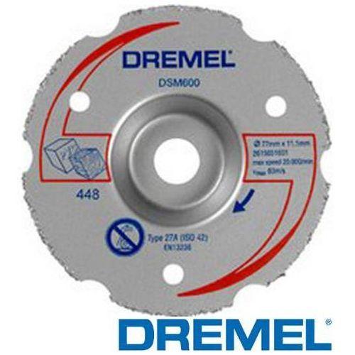 DREMEL Uniwersalna tarcza tnąca do cięcia przy powierzchni DSM600 (2615S600JA) ze sklepu KAMMAR24