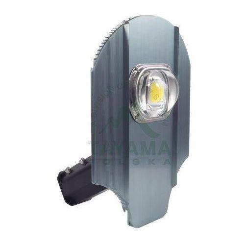 Tayama Lampa uliczna LED 50W 6000K wykonana w technologii bezpośredniego zasilania L-060050 z kategorii oświetlenie