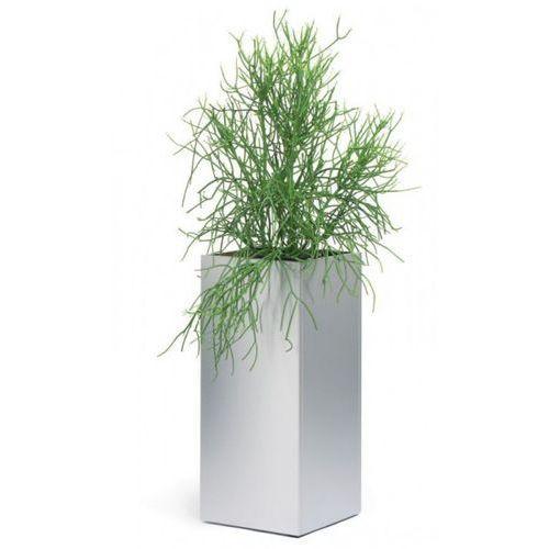 Produkt Greens - Donica Kwadratowa Wysoka 90 x 40 cm, marki Blomus