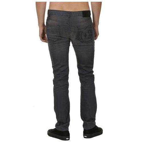 Produkt z kategorii- spodnie męskie - jeansy DC Skinny Dipped - RSG/Resine Gray