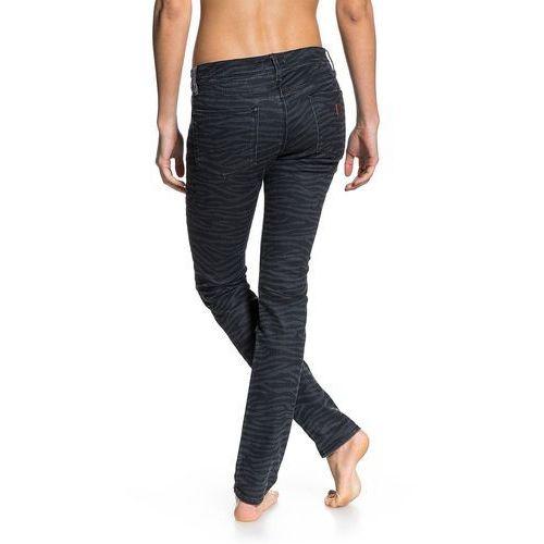 jeansy Roxy Suntrippers Print M - KVJ6/Zebra - produkt z kategorii- spodnie męskie