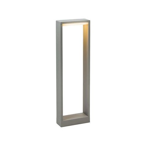 Lampa zewnętrzna Frame 50 LED srebrno szara