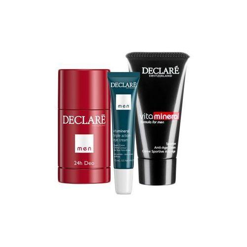 Produkt z kategorii- pozostałe kosmetyki do włosów - Declaré KOMPLEKSOWA PIELĘGNACJA MĘSKA (319433427)
