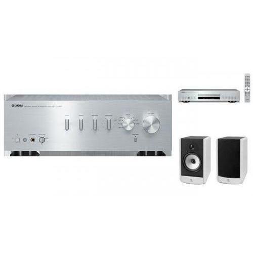 Artykuł YAMAHA A-S501S + CD-S300S + BOSTON ACOUSTICS A26 W z kategorii zestawy hi-fi