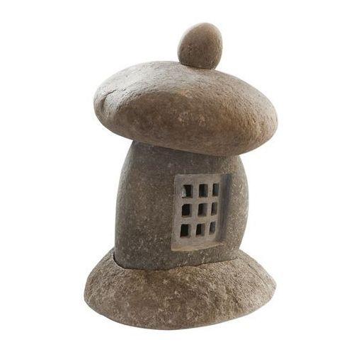 Lampa ogrodowa z kamienia Yousri