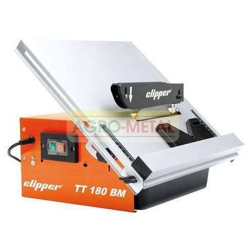 Przecinarka do płytek NORTON TT 180 BM +KUFER TRANSPORTOWY - produkt z kategorii- Elektryczne przecinarki do glazury