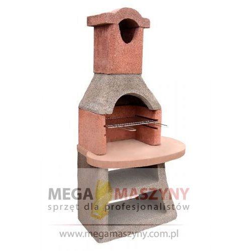 LANDMANN Grill betonowy barwiony asymetryczny Roma od Megamaszyny - sprzęt dla profesjonalistów